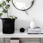 Design Trend: Round Mirrors with Straps