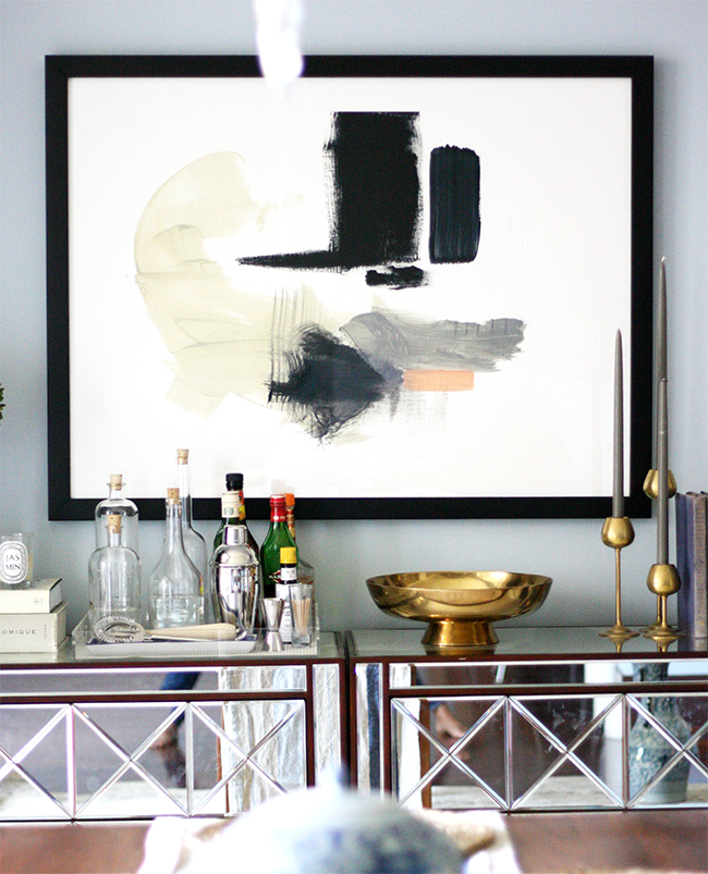 Apartment In Art Piece: Apartment Updates: New Art Pieces + An Interview With