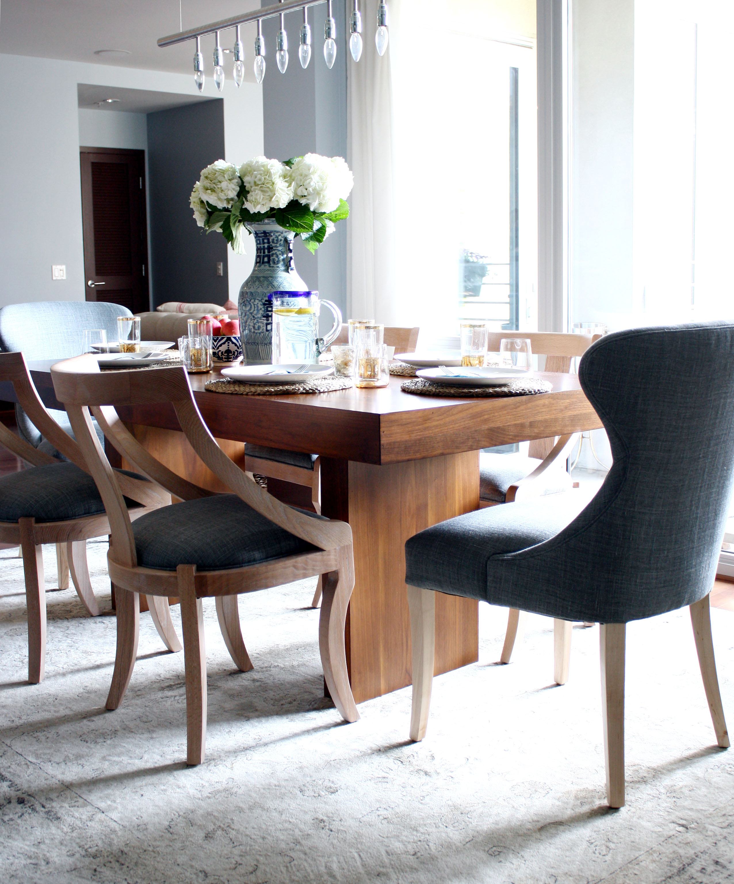 Latest Dining Chairs: Apartment Update: Our New Dining Chairs!