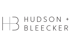 hudson and bleecker black and white