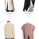 I'm Open: 6 Split Back Tops I'm Loving