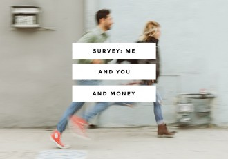 survey about how couples handle finances