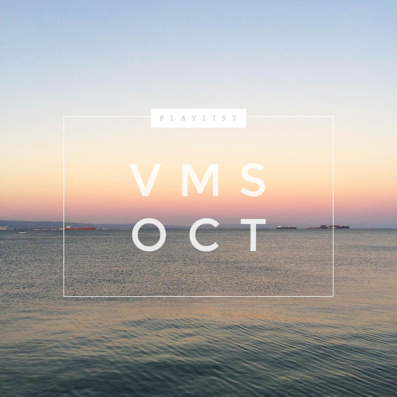 October spotify playlist - Victoria McGinley Studio