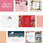 Rifle Paper Co. and Paperless Post