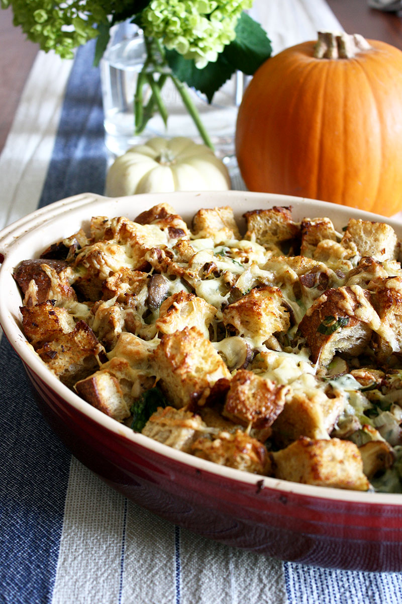 recipe - breakfast bread pudding