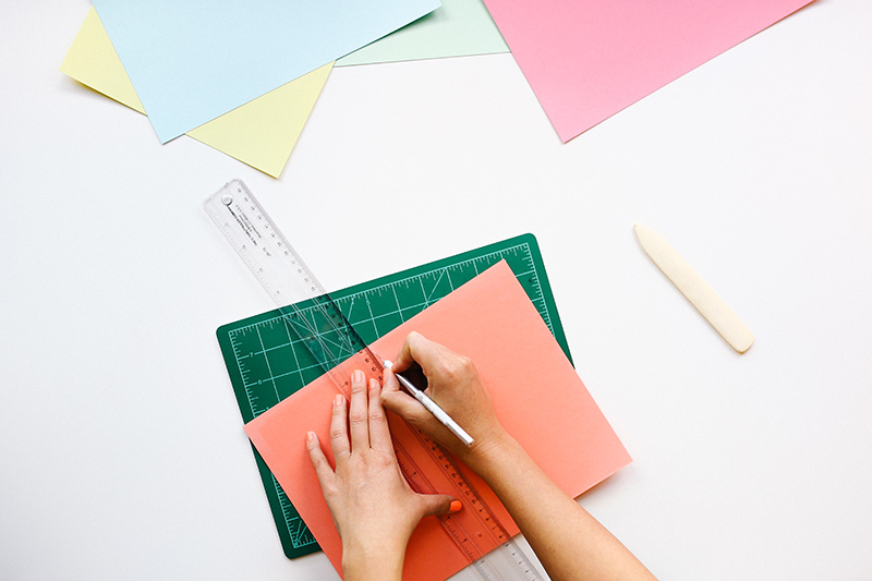 tips for working through a creative process