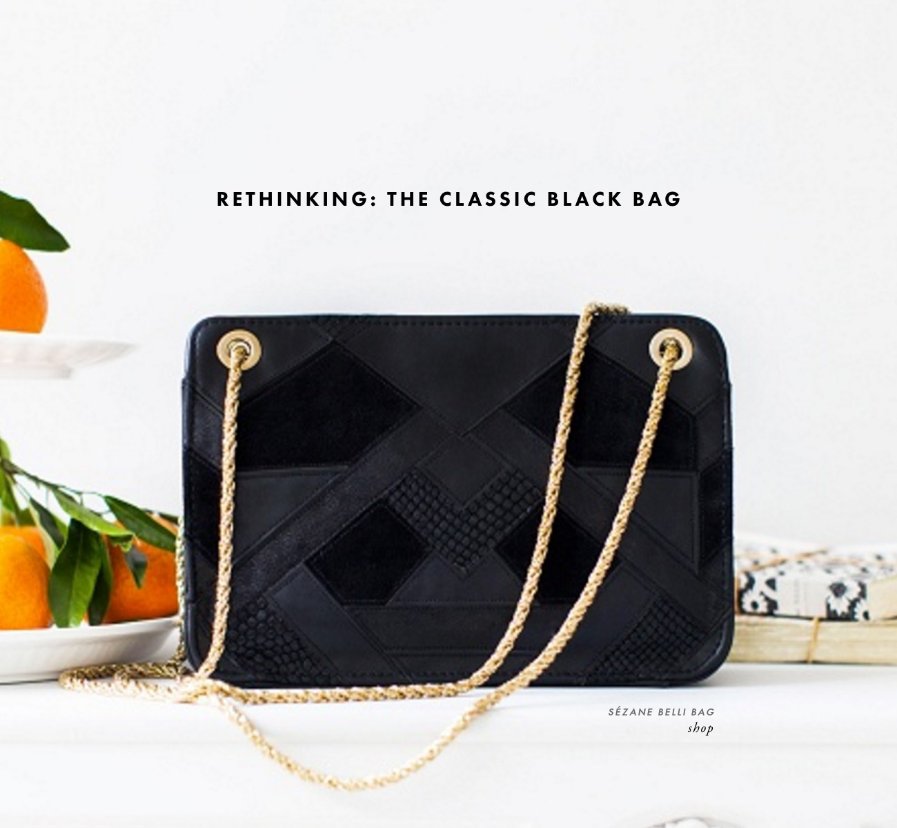 classic black bags for budget and splurge