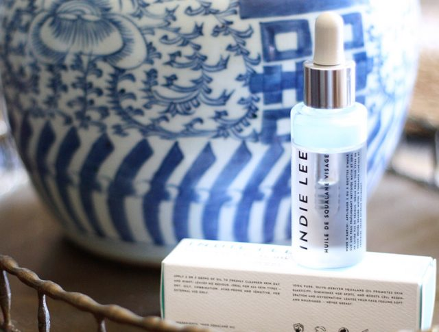 Beauty Review: Indie Lee Squalane Facial Oil