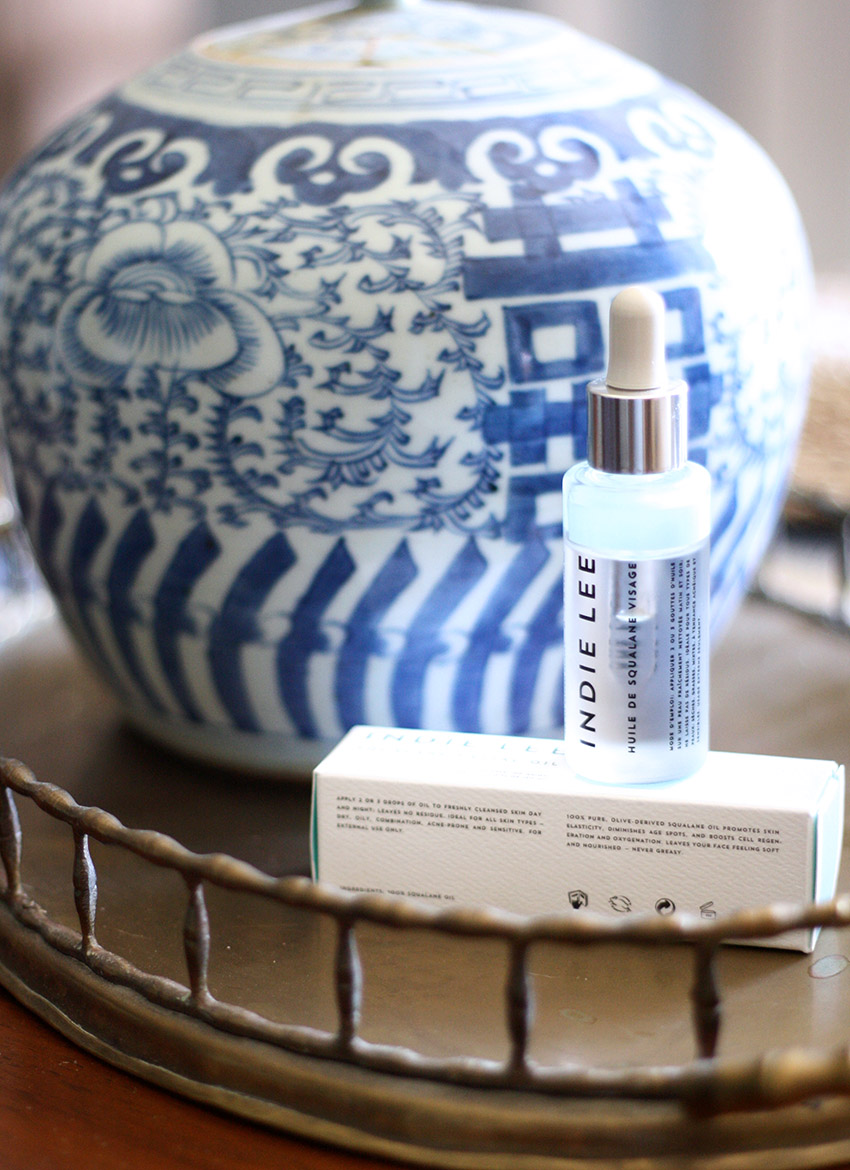 indie lee squalane facial oil review