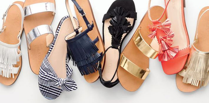 sandals for spring and summer under $100