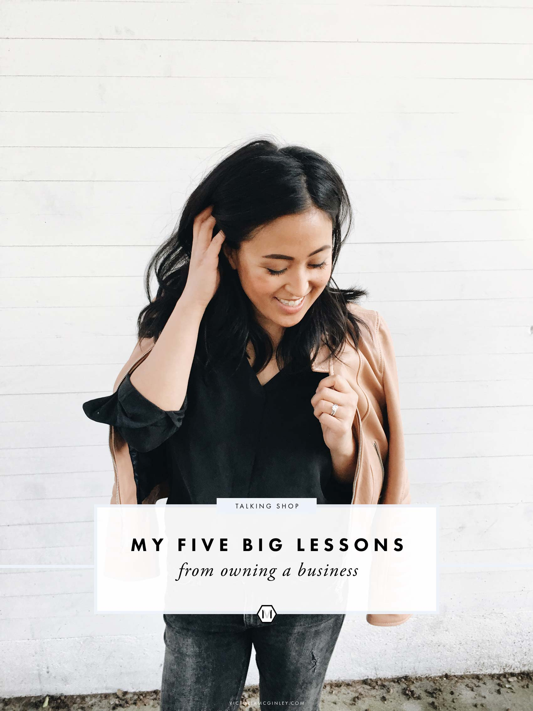 Five biggest lessons from owning a small business