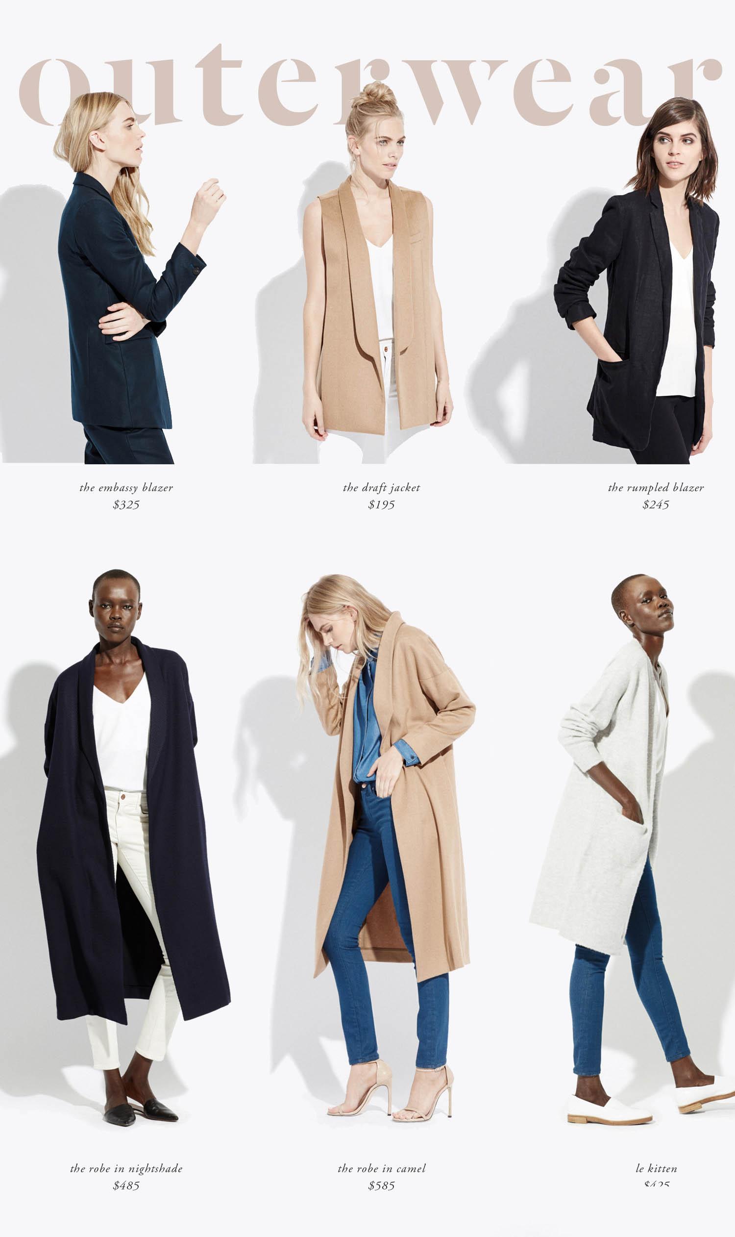 ayr outerwear | victoria mcginley studio