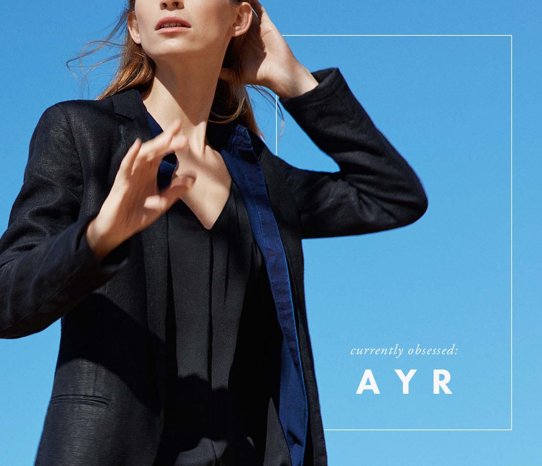 brand to know - AYR | victoria mcginley studio