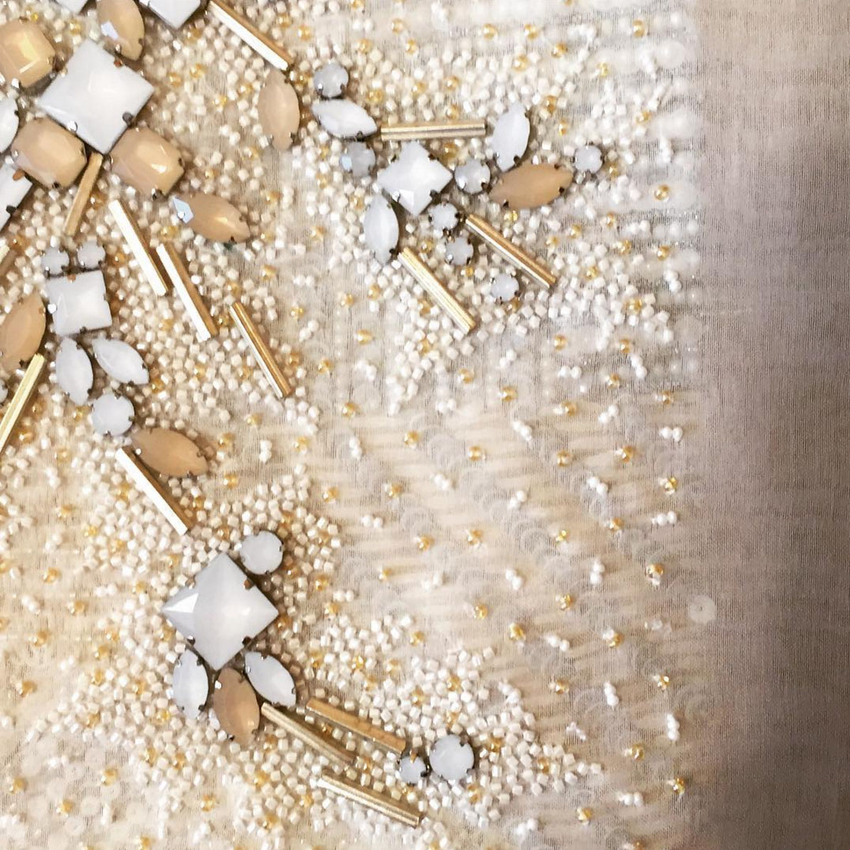 embellishment beading by sarah laskow designs