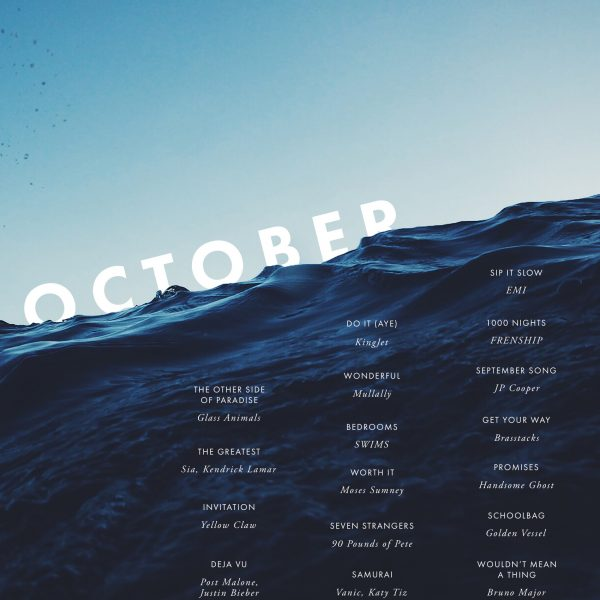 October Playlist