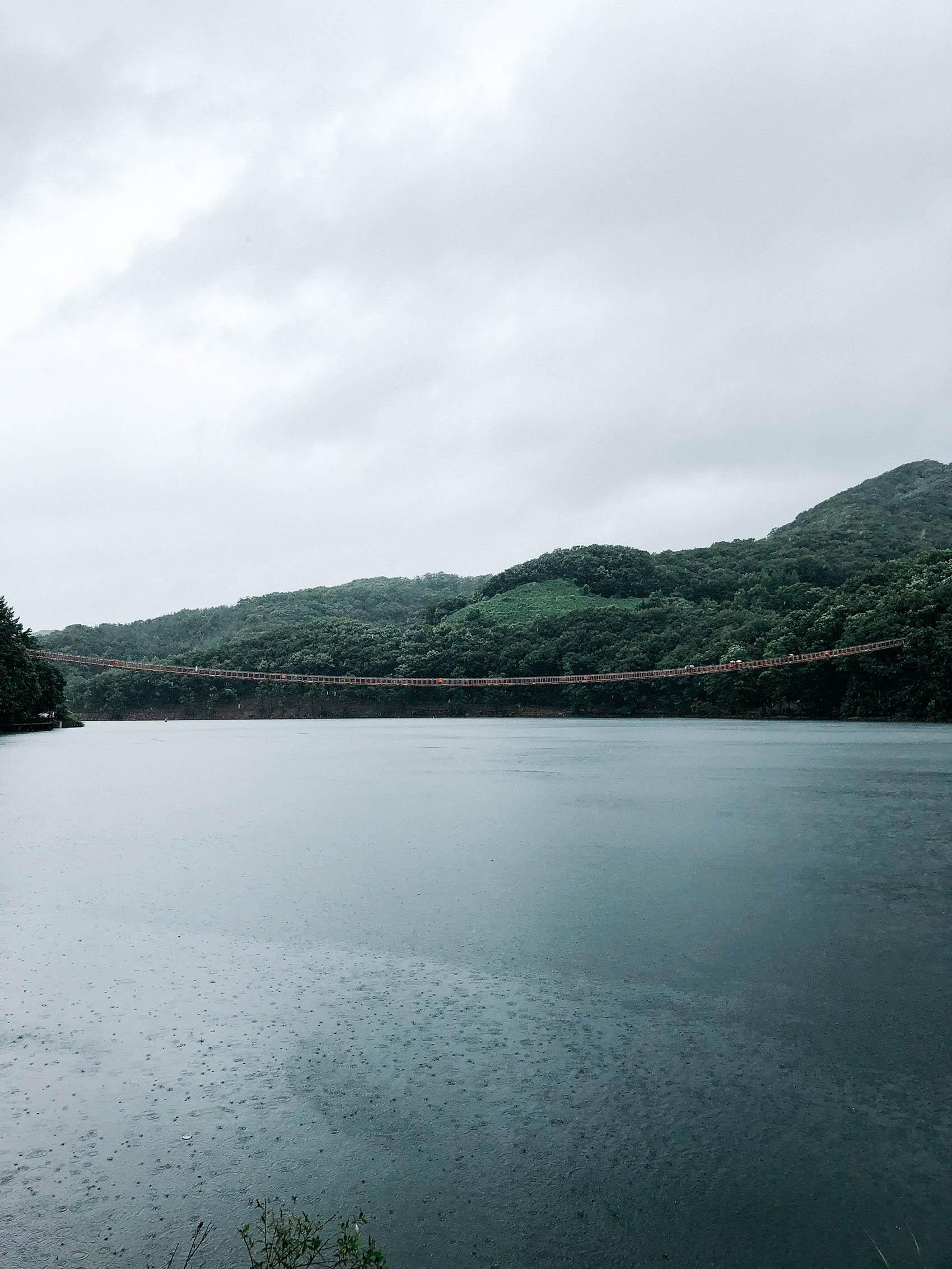 majang lake reservoir paju