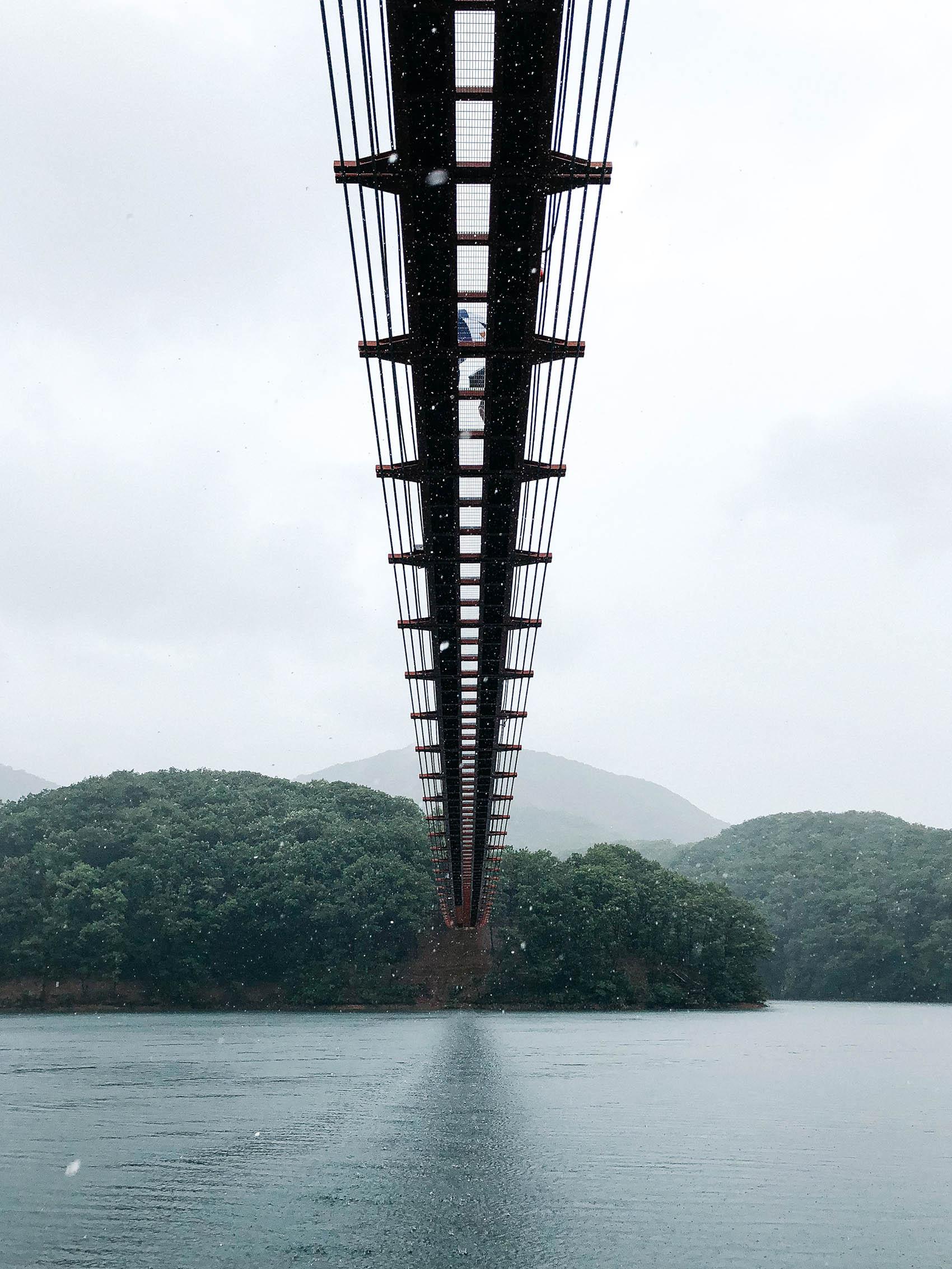 majang reservoir paju korea